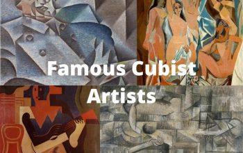 10 artistas cubistas más famosos 31