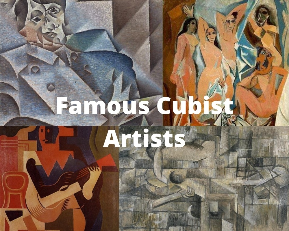10 artistas cubistas más famosos 1