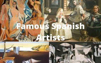 10 artistas españoles más famosos 15