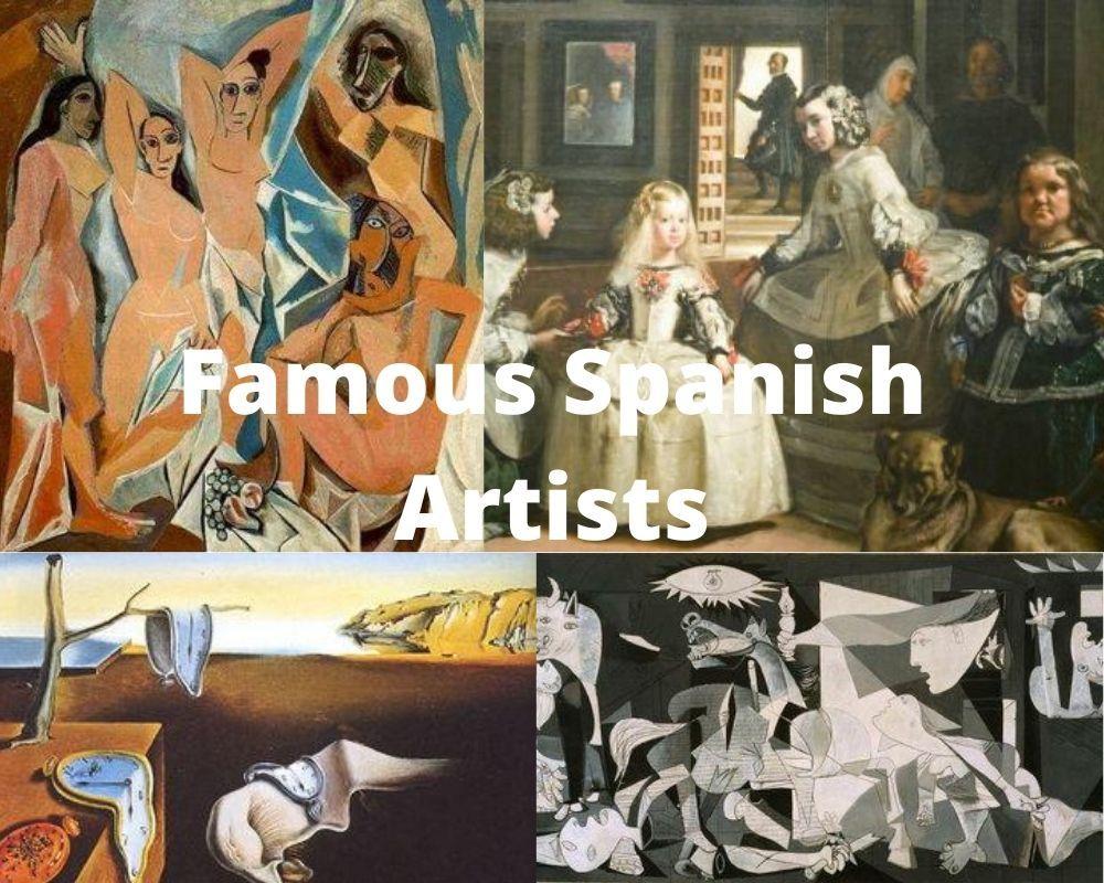 10 artistas españoles más famosos 1