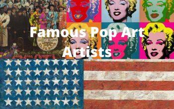 10 artistas famosos del arte pop 14