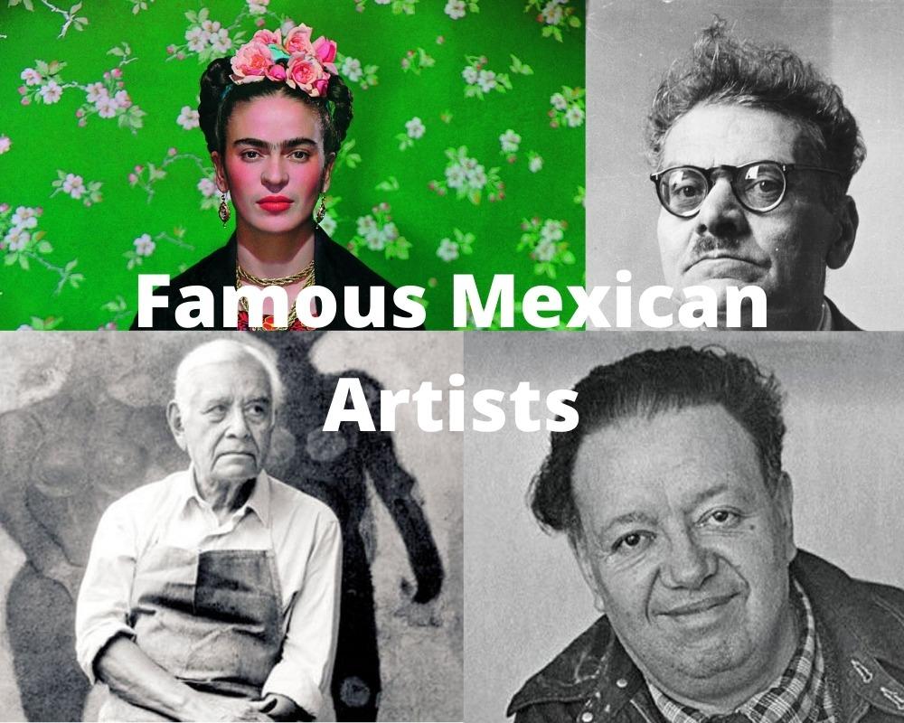 10 artistas mexicanos más famosos 1