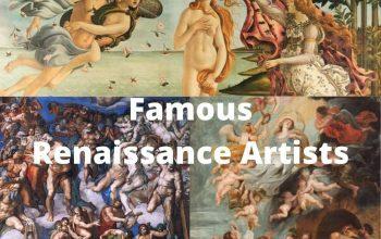 10 artistas renacentistas más famosos 29