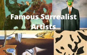10 artistas surrealistas más famosos 10
