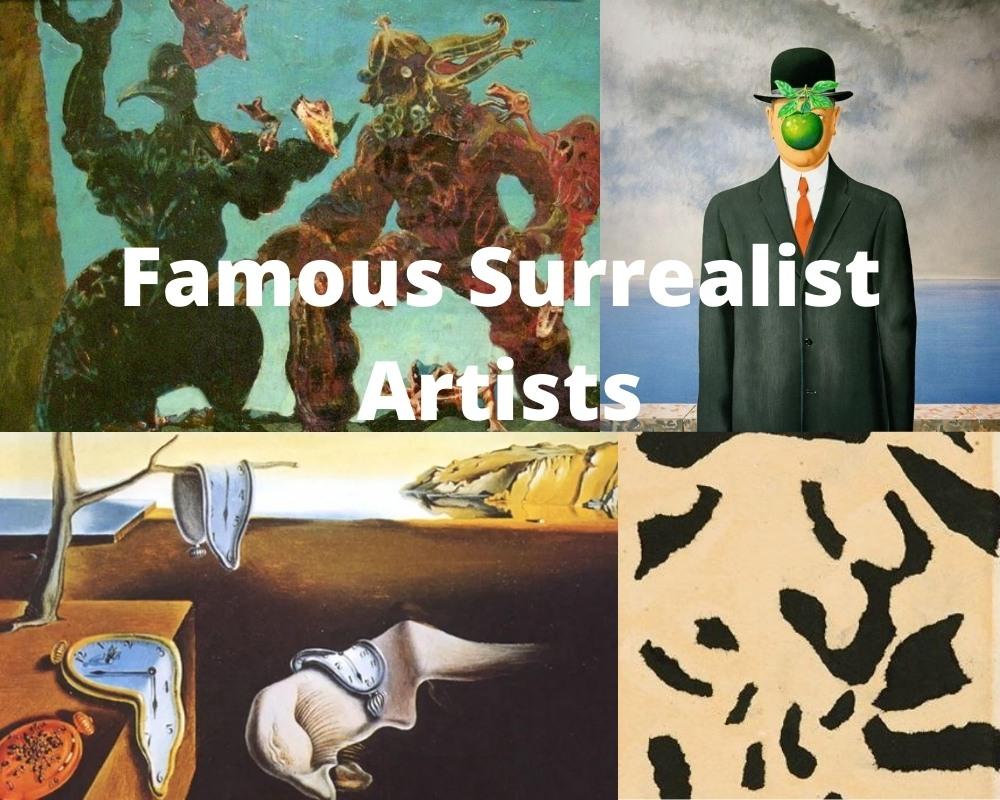 10 artistas surrealistas más famosos 1