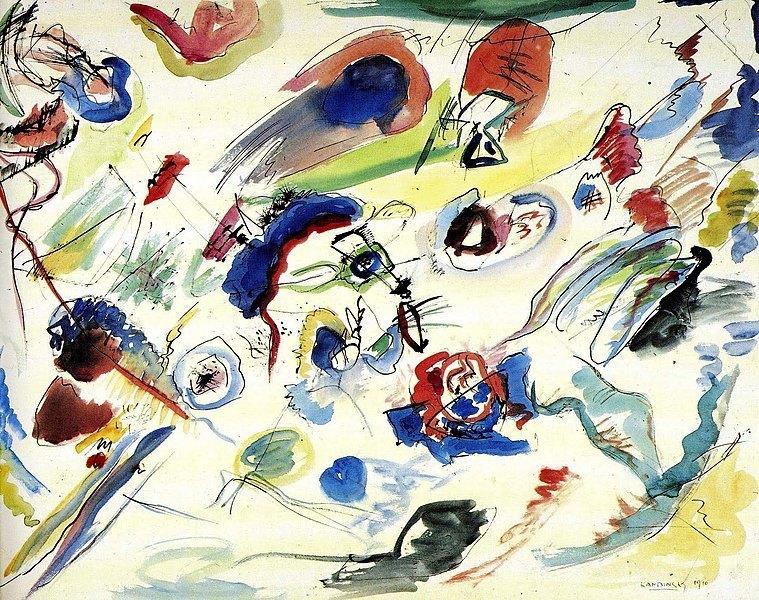 10 pinturas y obras de arte abstractas más famosas 2