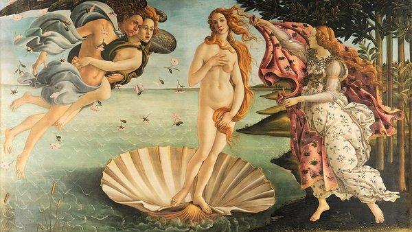 Las pinturas más famosas del mundo - [Top 20 of All Time] 6