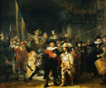 Las pinturas más famosas del mundo - [Top 20 of All Time] 13