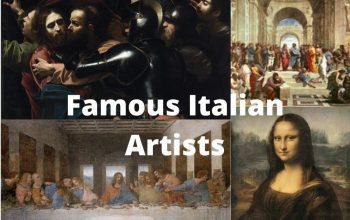 Diez artistas y pintores italianos más famosos 22