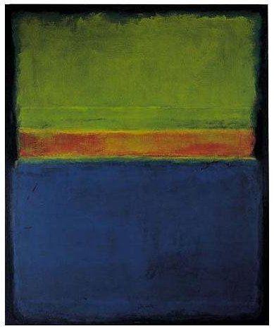 10 pinturas y obras de arte abstractas más famosas 8