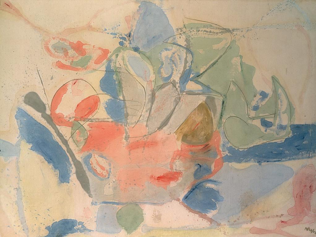 10 pinturas y obras de arte abstractas más famosas 7