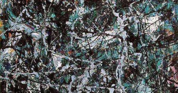 10 pinturas y obras de arte abstractas más famosas 3