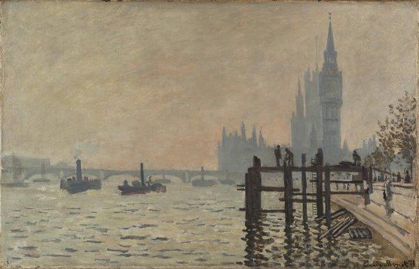 Las 10 pinturas de Monet más famosas 2