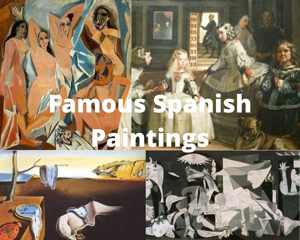 10 pinturas españolas más famosas 1
