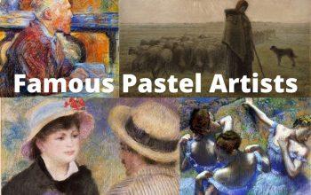 Pinturas y artistas pastel famosos 20