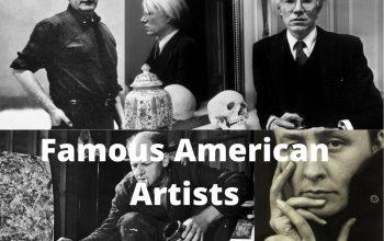 Artistas estadounidenses famosos 30
