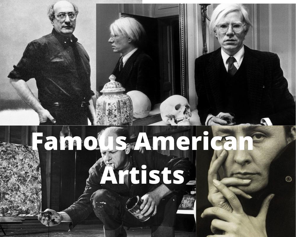 Artistas estadounidenses famosos 1