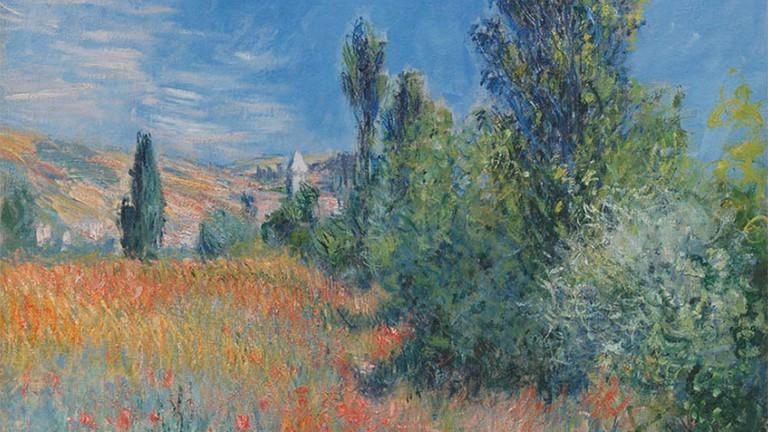 Las 10 pinturas de Monet más famosas 1