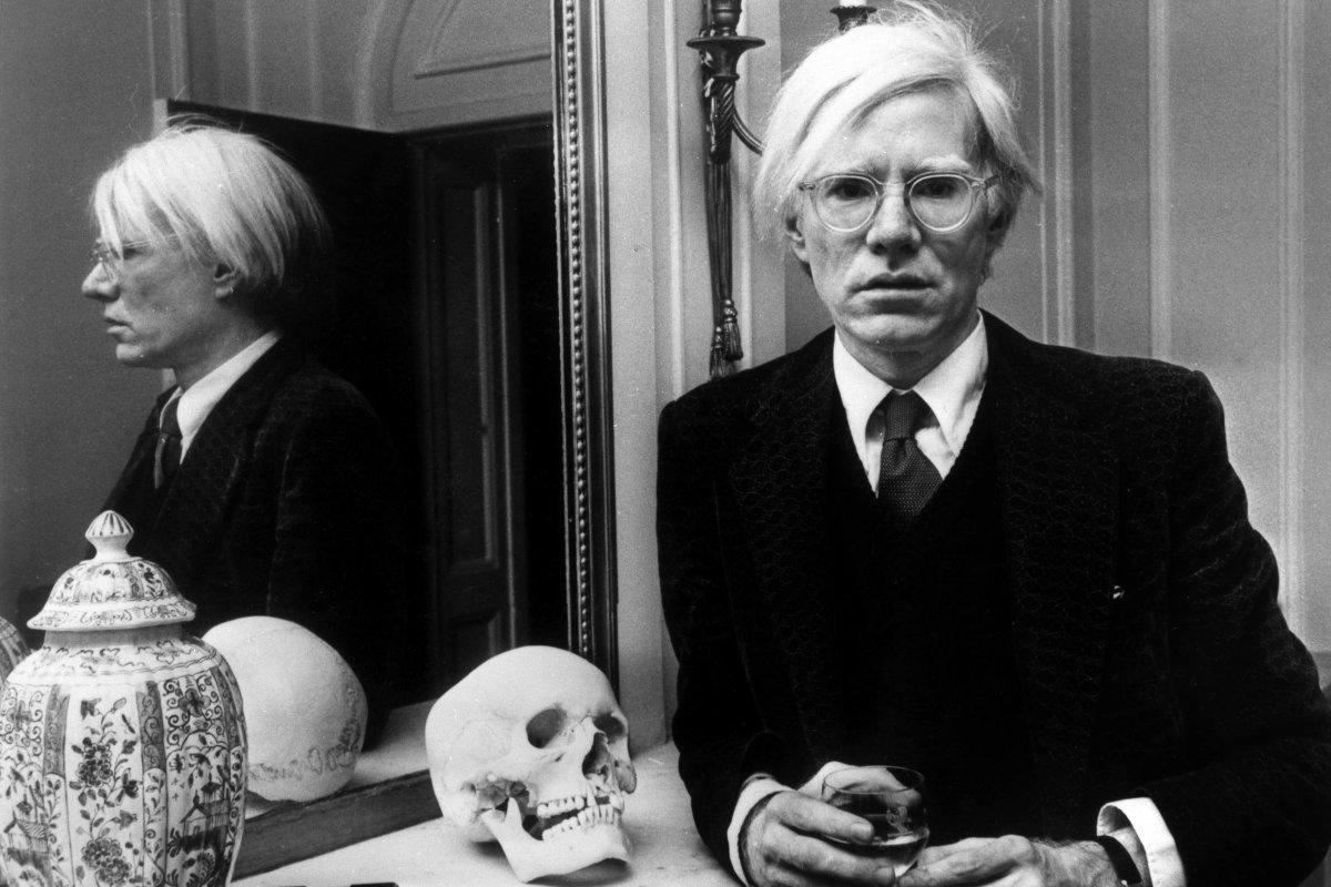 Biografía de Andy Warhol 1