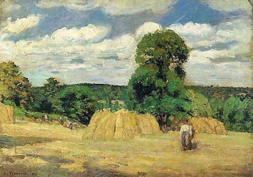 Biografía de Camille Pissarro 1