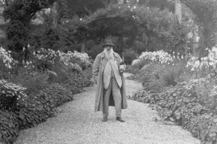 Biografía de Claude Monet 1