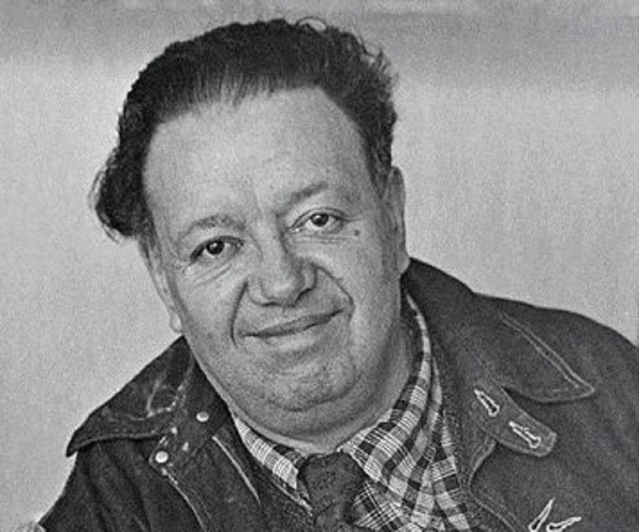 Biografía de Diego Rivera 1