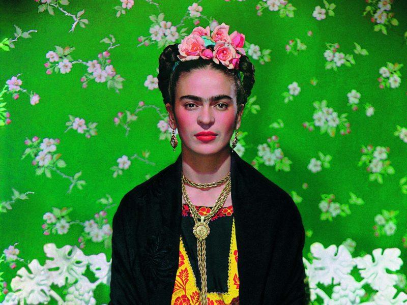 Biografía de Frida Kahlo 1