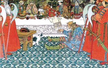 Biografía de Ivan Bilibin: el artista visual de la historia y el folclore 16