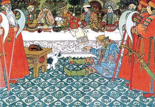 Biografía de Ivan Bilibin: el artista visual de la historia y el folclore 1