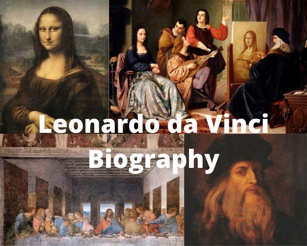 Biografía de Leonardo da Vinci 1