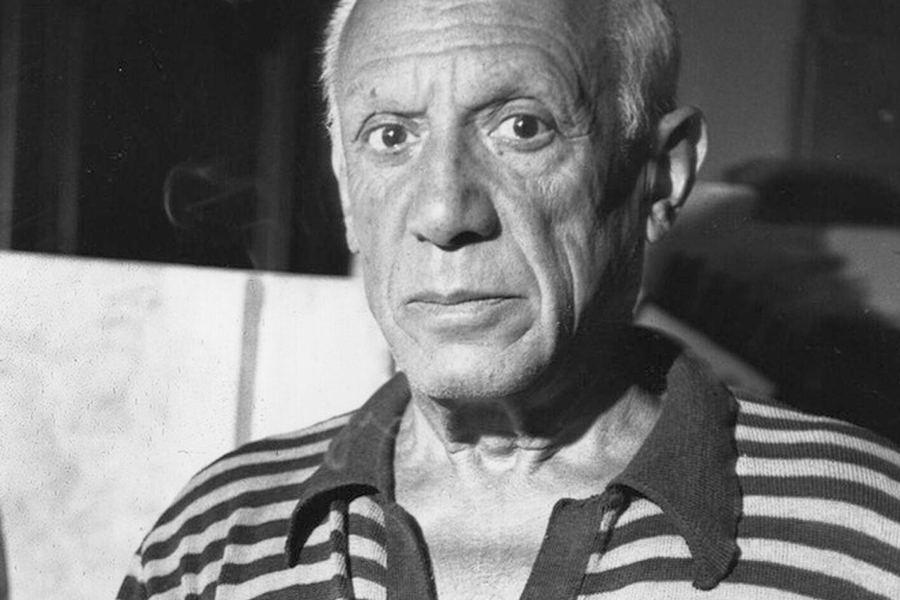 Biografía de Pablo Picasso 1