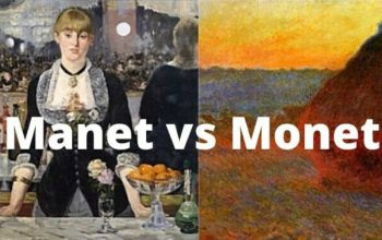 Manet vs Monet - ¿Cómo diferenciarlos? 2