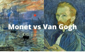 Monet vs Van Gogh - Diferencias y similitudes 4