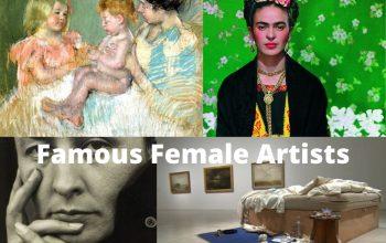 Pintoras y artistas famosas 19
